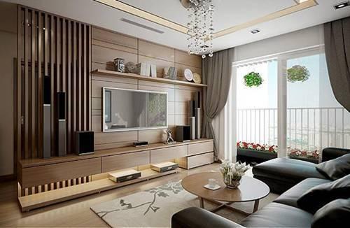 Thiết kế nội thất đẹp sang trọng tại Vinh, Nghệ An