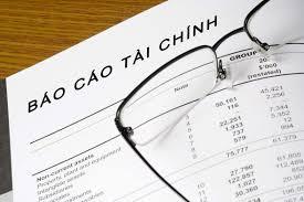 Báo cáo tài chính đến ngày 30/9/2014 của Tổng công ty