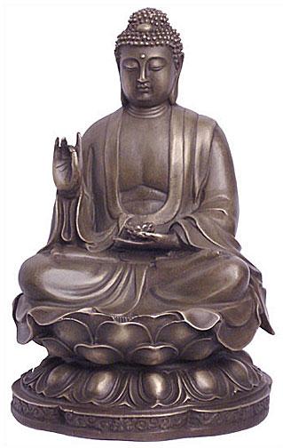 Tổng hợp những mẫu tượng Phật lớn cho đình chùa Việt Nam