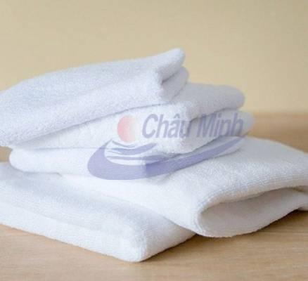 Khăn mặt, khăn quấn đầu cotton 34x86cm 90gr dùng cho spa, khách sạn