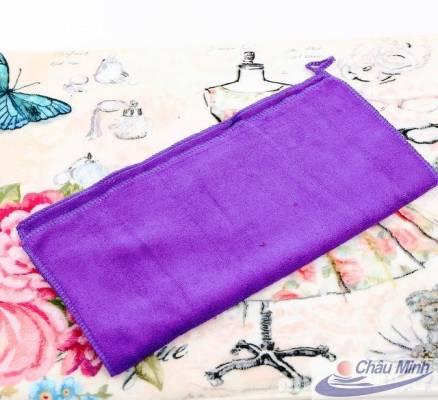 Khăn mặt, khăn quấn đầu đa năng 35x75cm dùng cho spa, khách sạn.