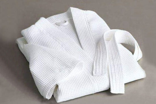 Áo choàng tắm dùng trong khách sạn