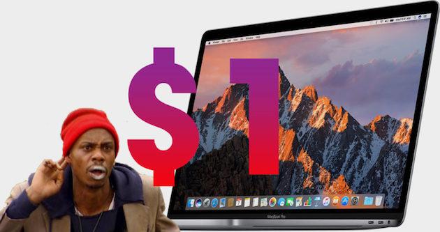 Đây là cách mua Macbook với giá chỉ 1 USD