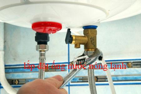 Để sử dụng ống nước chịu nhiệt bền lâu