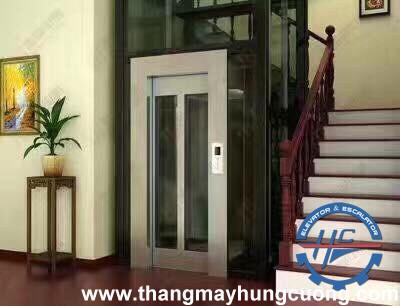 Chi phí khi sử dụng thang máy cho gia đình
