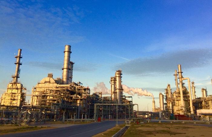 Dự án nhà máy Cảng Hải Phòng của Top Solvent Vietnam