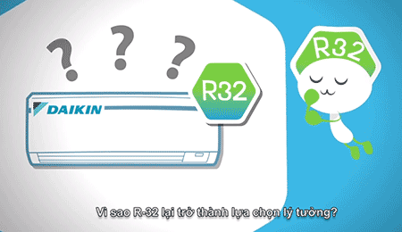 Vì sao R32 là lựa chọn lý tưởng?