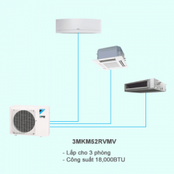 Điều hòa multi Daikin 1 chiều 3MKM52RVMV 18,000BTU