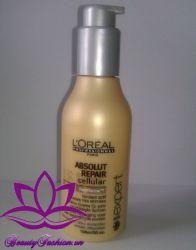 Xả khô L'oreal Absolut Repair Cellular Cream Conditioner  Re