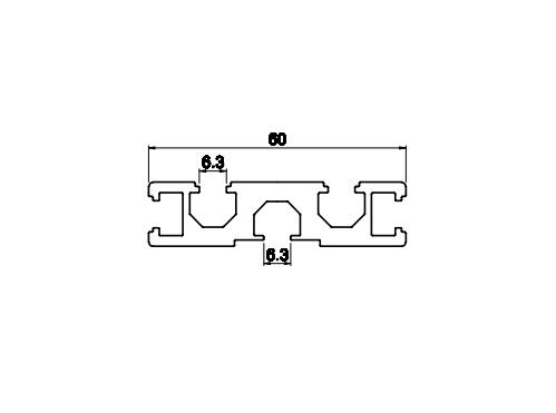 Nhôm băng tải bàn thao tác VIT-0129