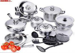 Bộ nồi 27 món Cookware KL7208