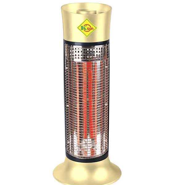 Đèn sưởi/ Quạt sưởi sợi Carbon K'sun BA-6186