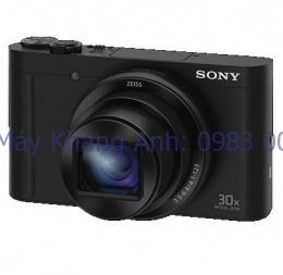 Sony Cyber-shot DSC-WX500 Black