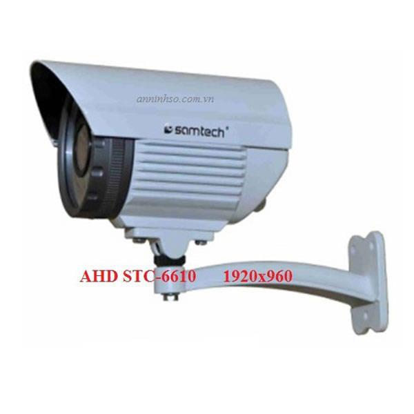 Camera AHD thân hồng ngoại Samtech STC-6610