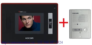 Chuông cửa màn hình màu KCV-352 + KC-MC22