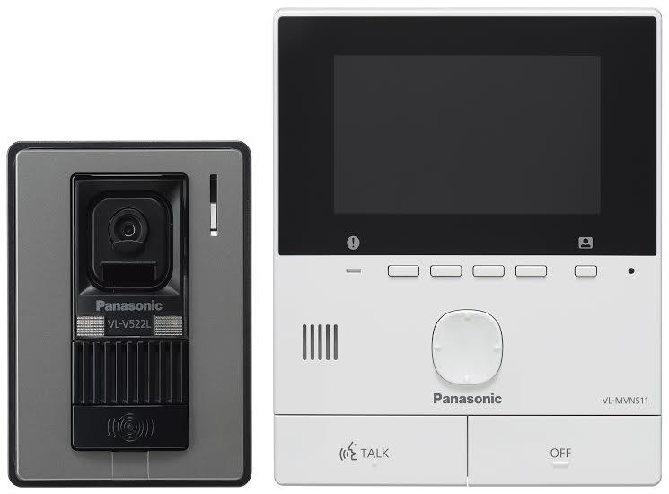 Chuông cửa màn hình kết nối điện thoại Panasonic VL-SVN511VN