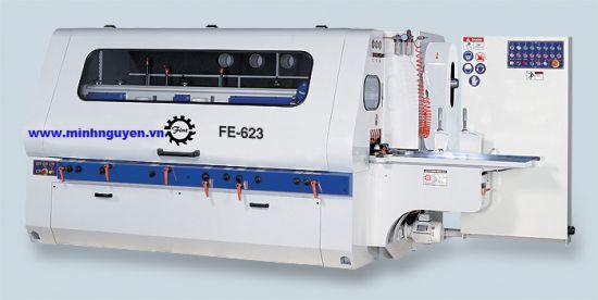 Máy bào 4 mặt 6 trục FE- 623