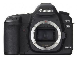 Canon  EOS  5D Mark III body .