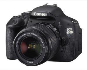 Máy Ảnh Canon 600D kít 18-55mm