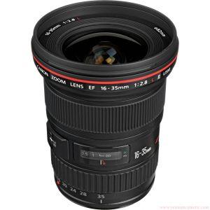 Canon EF 16 35mm f/2.8L II USM .