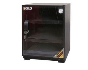 Tủ chống ẩm MT40 lit đứng - đồng hồ cơ