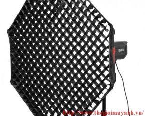 Softbox tổ ong JINBEI EM 95 cm ( lưới vải )
