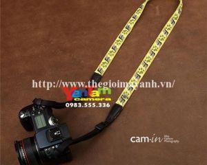 Dây đeo máy ảnh CAM - in 8331A