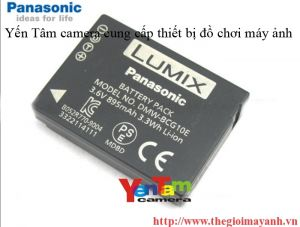 Pin panasonic BCG10 E