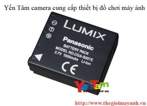 Pin Panasonic CGA- S007