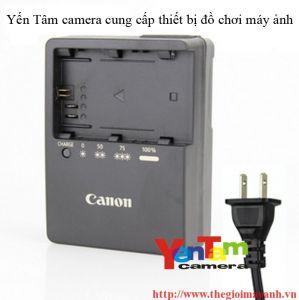 Sạc canon LP- E6