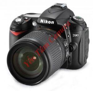 Nikon body D90 cũ