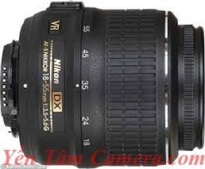 Nikon 18-55mm F3.5-5.6 G AF-S VR DX