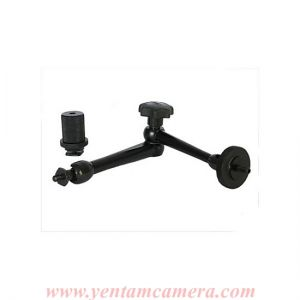 Short Articulating Arm with Shoe Adapter