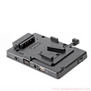 Đế gắn pin Vmount for BMCC/5D2 Camera