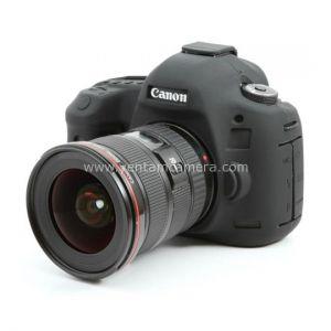 Easy Cover cho Canon 5D mark II- đenI