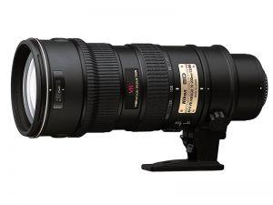 Nikon 70-200 mm f/2.8G ED VR 99%