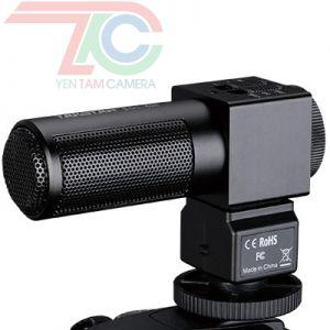 Micro quay phim, phỏng vấn Takstar SGC-698