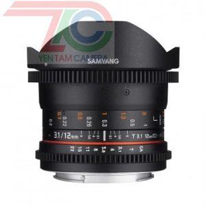 Samyang 12mm T3.1 VDSLR Fisheye