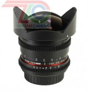 Samyang 8mm T3.8 VDSLR II Fisheye