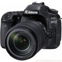 Canon EOS 80D Kit 18- 135 STM  Hàng chính hãng