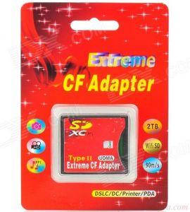 Adapter chuyển từ thẻ SDHC sang thẻ CF
