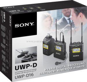 Micro không dây UWP-D16