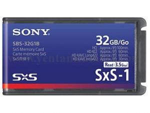 Thẻ nhớ Sony SBS-32G1B 32GB
