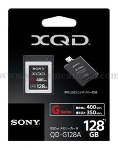 Thẻ nhớ Sony XQD-G128 128GB
