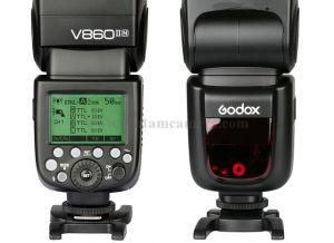 GODOX V860 II KIT For Nikon (Hàng chính hãng)