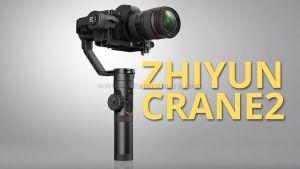 Zhiyun Crane 2 tặng forcus - Hàng chính hãng
