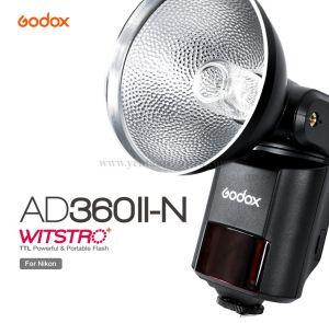 GODOX AD360II for Nikon Hàng chính hãng