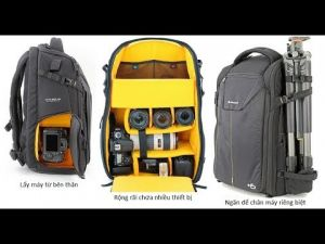 Ba lô máy ảnh Vanguard Alta Rise 48