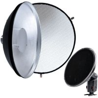 Flash Beauty Dish with Grid AD200