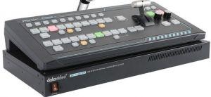 Switcher HD với 6 đầu vào SE-1200RM với bảng điều khiển RMC - 260